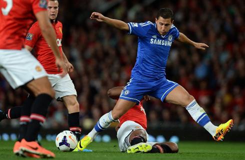 Không có một tiền đạo thực thụ, Chelsea không tạo được khoảng trống và đột biến cần thiết trên mặt trận tấn công. Ảnh: AFP.