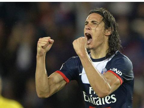 """Cavani đã """"thông nòng"""" tại Ligue I."""