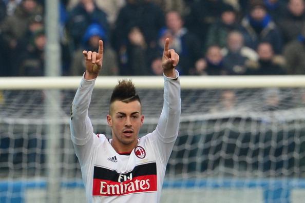 El Shaarawy ghi bàn thắng quý giá cho Milan.