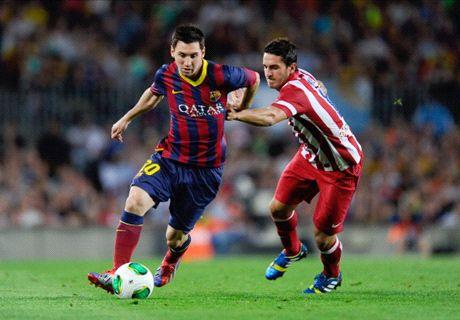 Messi thi đấu thiếu hiệu quả. Ảnh: Internet.