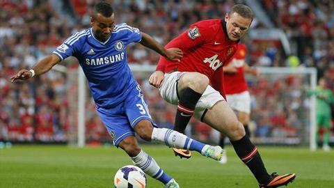 Rooney vẫn nhận được sự ủng hộ của CĐV M.U