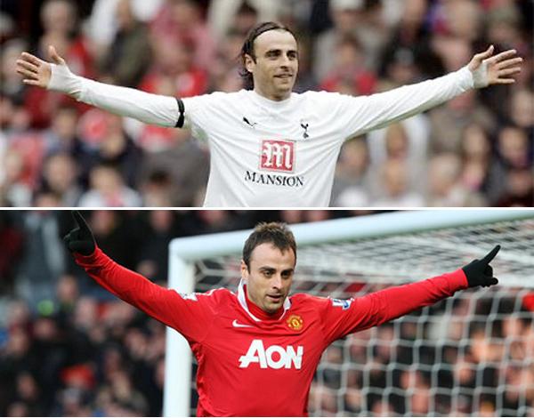 """Tháng 7/2008: Tottenham tuyên bố """"không hề có ý định bán Dimitar Berbatov cho Man Utd"""". Họ chỉ giữ được lời nói đó đến ngày cuối cùng của kỳ chuyển nhượng, trước khi gật đầu và nhận về hơn 30 triệu bảng."""