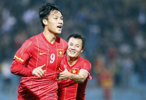 Mạc Hồng Quân(9) niềm hi vọng của hàng công U23 Việt Nam