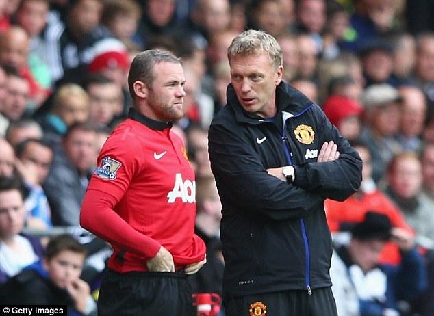 Rooney đã trở lại tập luyện cùng các đồng đội