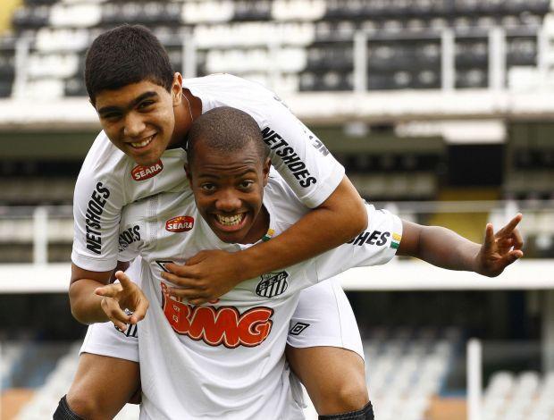 Các cầu thủ trẻ của U23 Santos hứa hẹn sẽ là đối thủ đáng gờm đối với U23 Việt Nam