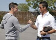 Buổi tập đầu tiên của Bale với Real Madrid