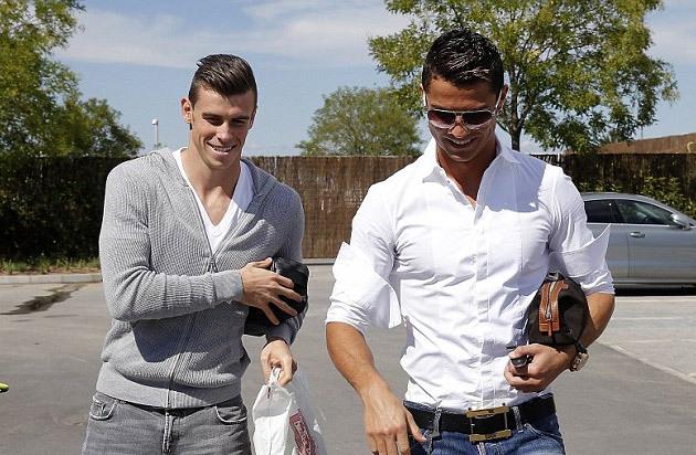 Cặp Bale - Ronaldo sẽ là đối trọng với cặp Neymar - Messi của Barca.