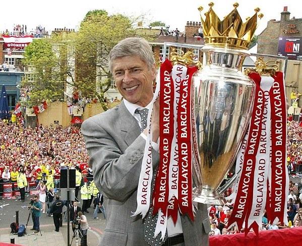 Tương lai của Wenger sẽ phụ thuộc vào thành công của mùa tới - Ảnh: Reuters