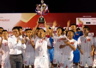 U23 Viet Nam - U23 Galatasay 2 - 1