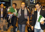 U23 Santos arrives in Ho Chi Minh City