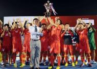 U-23 Viet Nam convincingly overcome U-23 Santos