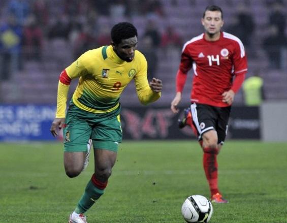 Eto'o đe dọa sẽ rút lui khỏi đội tuyển Cameroon - Ảnh: Getty