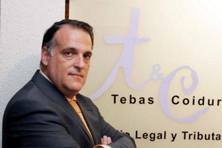 Javier Tebas tiết lộ thêm những thông tin gây sốc về nạn bán độ