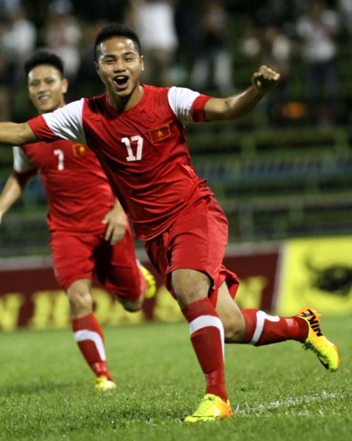 Cao Xuân Thắng- U-21 Việt Nam