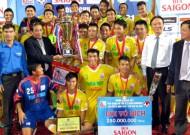 VCK giải bóng đá U.21 Báo Thanh Niên 2013 Cup Bia Sài Gòn: U21 Hà Nội T&T lên ngôi vô địch