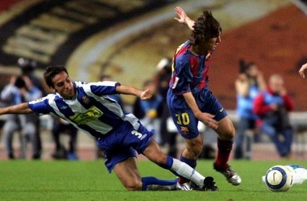 Messi đi bóng - Ảnh Mundo Deportivo.