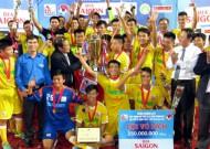 Giải U21 quốc tế Báo Thanh Niên 2013: U21 Việt Nam gặp U21 Myanmar ở trận khai mạc