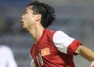 Vòng loại U19 châu Á 2014 (Bảng F):  Công Phượng tỏa sáng, U19 Việt Nam đánh bại Hong Kong 5-1