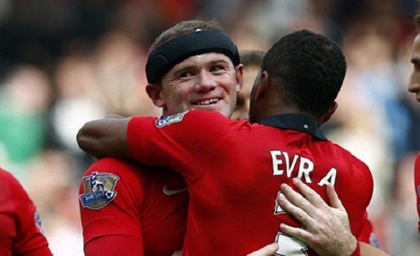 Rooney đang thi đấu rất tốt thời gian gần đây - Ảnh Getty.