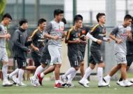 Tuyển U23 tập trung: Thiếu Văn Thắng, Ngọc Bửu