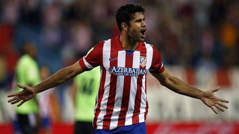 Diego Costa đã chọn Tây Ban Nha