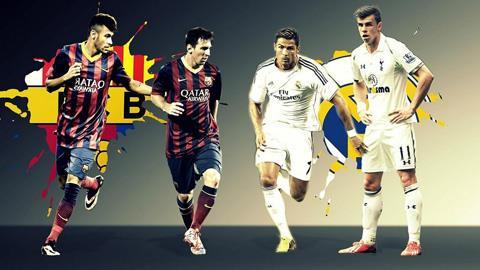 Barca có rất nhiều cơ hội vô địch La Liga 2013/14 nếu tiếp tục thắng El Clasico lượt đi tại Nou Camp tới đây