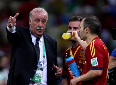 Khả năng Tây Ban Nha giành vé dự World Cup 2014 là rất lớn