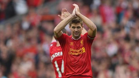Steven Gerrard - Huyền thoại sống của Liverpool