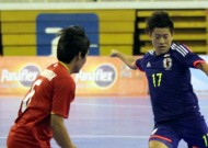 Japan uneasily to beat Thailand in futsal match