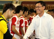 Mr Tran Anh Tu is pointed to member of AFC Futsal Committee and Seaside Football