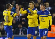 West Brom 1 Everton 1