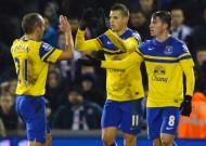 West Brom 1 Everton 1