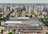 Furious Fifa threatens to axe Brazil World Cup venue in Curitiba
