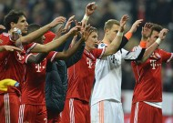 Costa at the double and Bayern march on - Tuesday's Champions League in pics