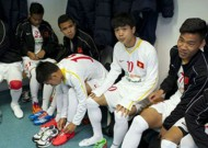 Vietnam U-19s set foot in Europe for training