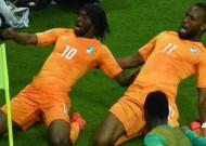 Cote d'Ivoire 2-1 Japan: Gervinho & Bony head home to deny Honda hammering