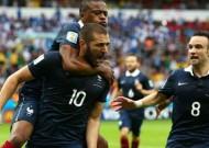 France 3-0 Honduras: Brilliant Benzema dispatches Suarez's side