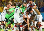Glory for Gotze as Germany win World Cup