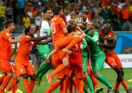Krul ending to Costa Rica journey at World Cup