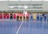 Round 7 of 2015 Ho Chi Minh City Futsal tournament
