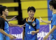 Thai Son Nam district 8 on top of first leg of 2015 HCMC Futsal tournament