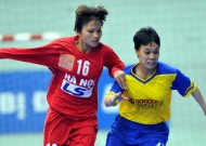 HCMC 2015 women's futsal tournament - 5th LS Cup