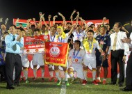 Hanoi T&T claim national U19 football title for third time