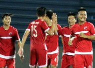 Having defeated Ho Chi Minh 2-1, Dong Nai won the cup of four