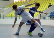 2016 national Futsal tournament : The opening day for strong clubs