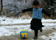 Messi sends autographed jerseys to little Afghan fan