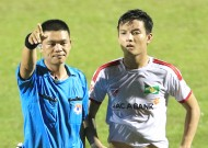 Referee Chiến receives life ban for recent penalty call