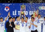 Thái Sơn Nam triumph National Futsal Champs
