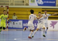 HCM open futsal tournament  – 2016 LS cup: Thai Son Nam face Thai Son Bac in final game