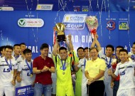 Ho Chi Minh Futsal open tournement - 2016 LS Cup: Thai Son Bac crown the cup